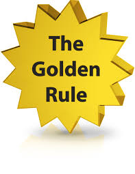 Golden Rule for Sentient Beings